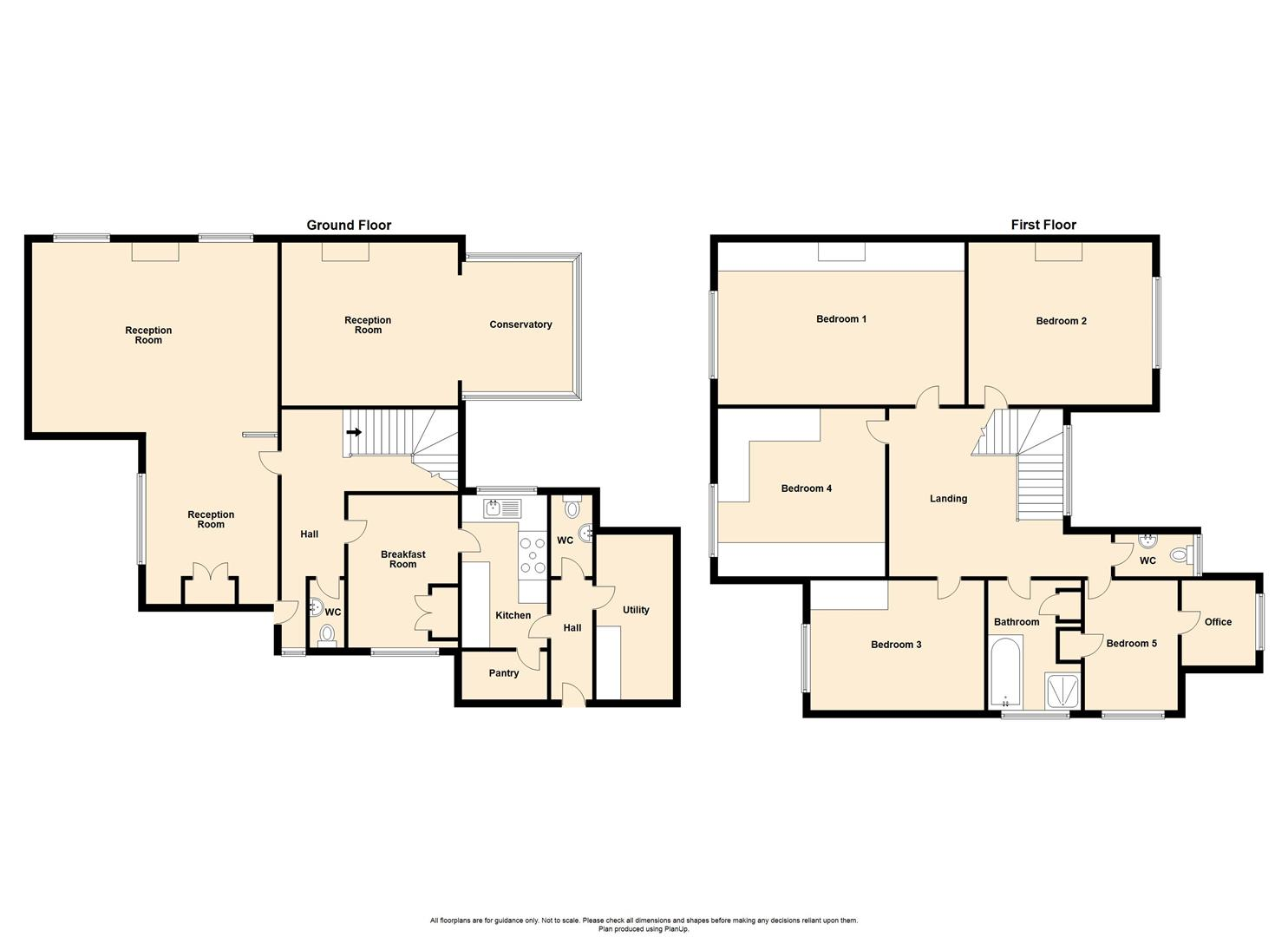 5 Bedroom Detached House For Sale - 11 Newton Drive.jpg